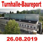 > ERG Turnhalle – Baureport